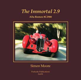 The Immortal 2.9 Alfa Romeo