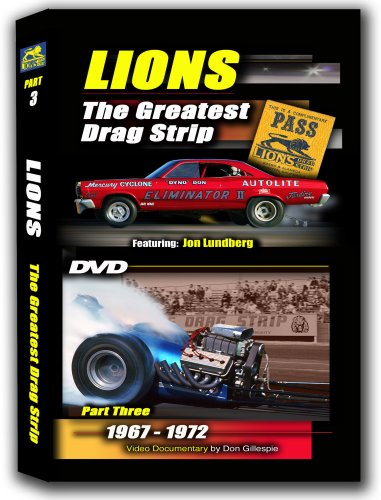 Lions Drag Strip Part 3