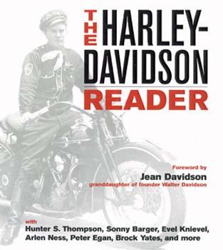 Harley Davidson Reader HC