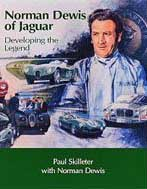 Norman Dewis of Jaguar
