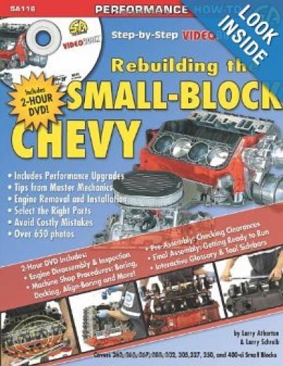 H/T Rebuild Small Block Chevy