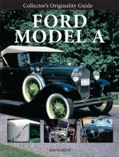 Collector's Gd Ford Model A