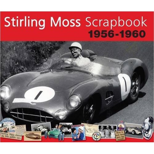 Stirling Moss Scrapbook 56-60