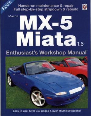 Mazda Miata  Enth.W/S Manual