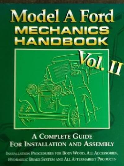 Model A Ford Mechanics Hdbk V2