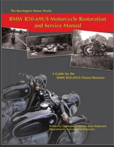 BMW R50- 69US Restoration  Svc