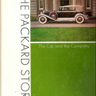 Packard Story The Car