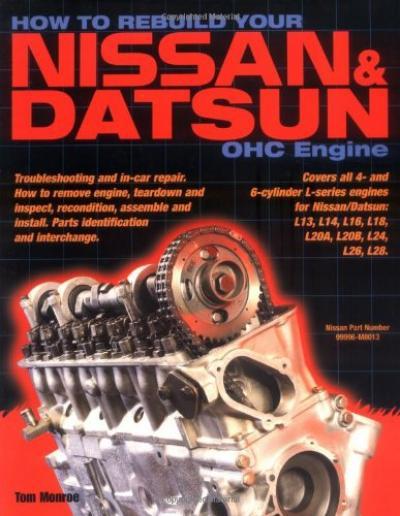 H/T Rebuild Nissan/Datsun OHC