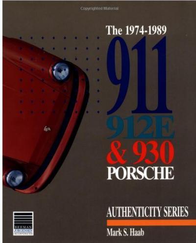 Porsche 911, 912E and 930