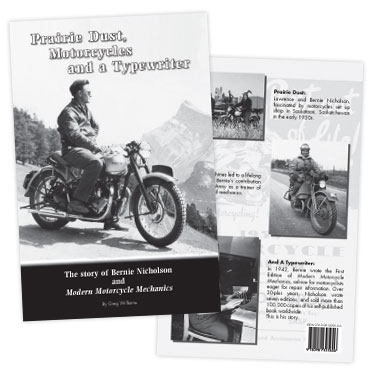 Prairie Dust, Motorcycles and