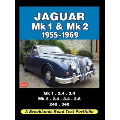 JAGUAR MK 1 & MK 2 1955-69