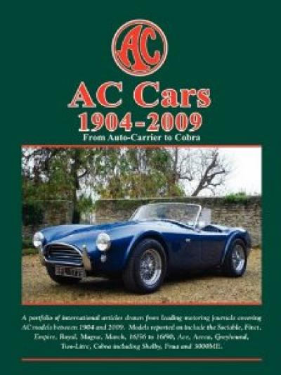 AC Cars  1904-2009