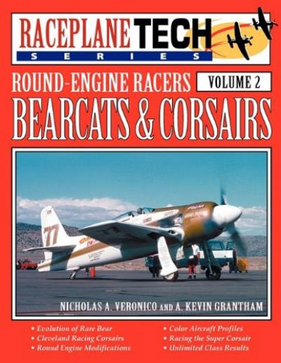 Round-Engine Racers Bearcats & Corsairs