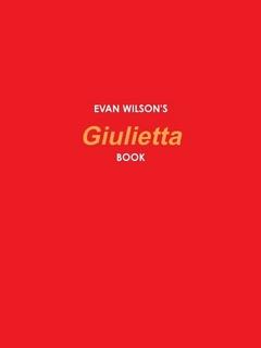 Evan Wilson's Giulietta Book