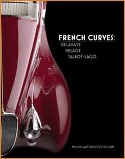 French Curves: Delahaye,