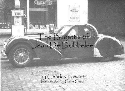 Bugattis of Jean De Dobbeleer