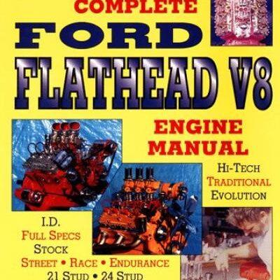 Complete Ford Flathead V-8 M