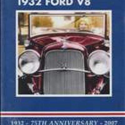 The New 1932 Ford V8
