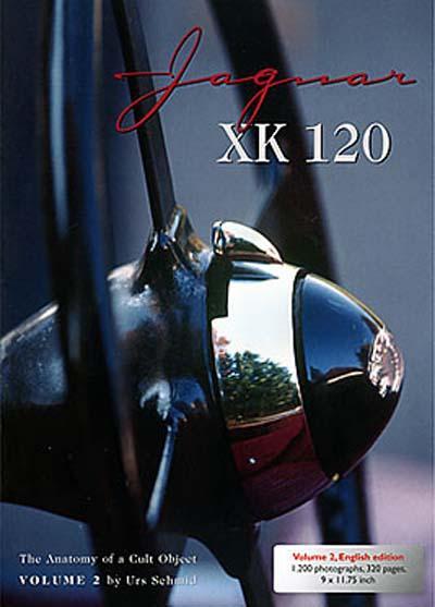 Jaguar XK 120: The Anatomy 2