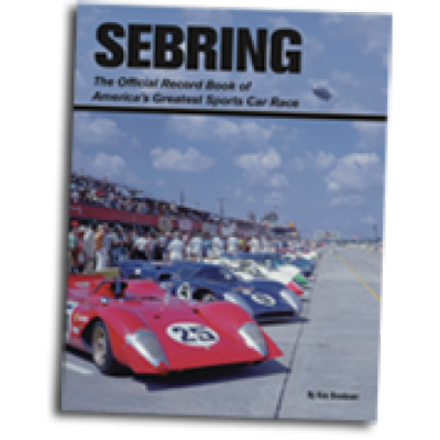 Sebring 60th Ann  Record Book