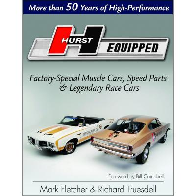Hurst Equipped: More Than 50