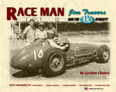 Raceman Jim Travers and  TRACO