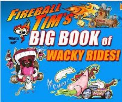 Fireball TIm's Wacky Rides