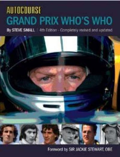 Autocourse Grand Prix Who's Wh