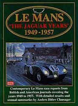 Le Mans The Jaguar Years 49-57