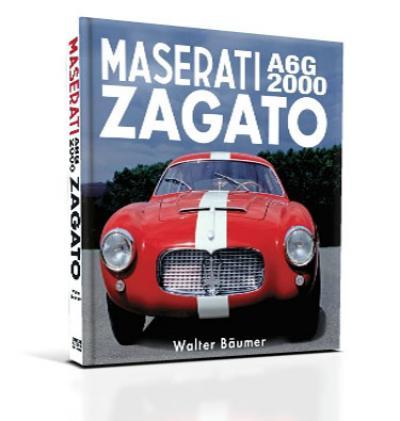 Maserati A6G 2000 by Zagato