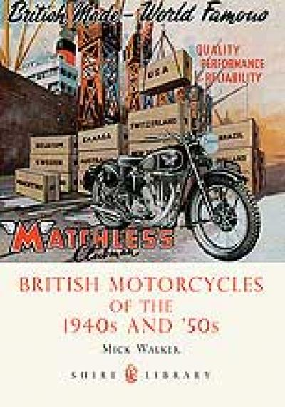 British Motorcycles of the 40'