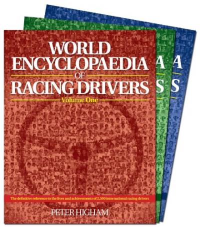World Encycl of Racing Drivers