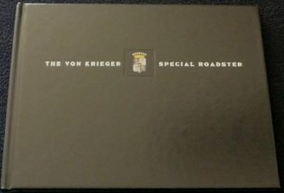 Von Krieger Special Roadster