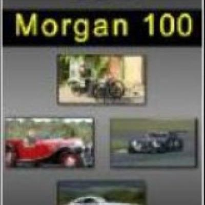 Morgan 100 4 DVD