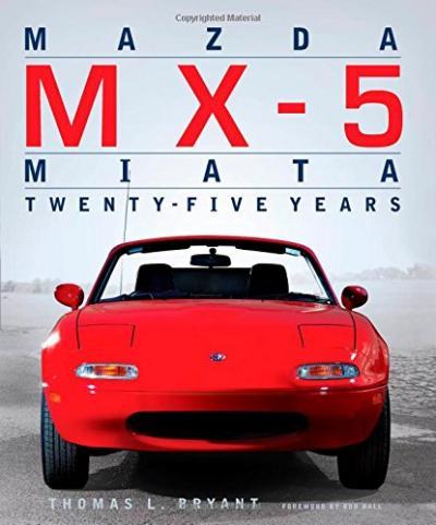 Mazda MX-5 Miata 25 Years
