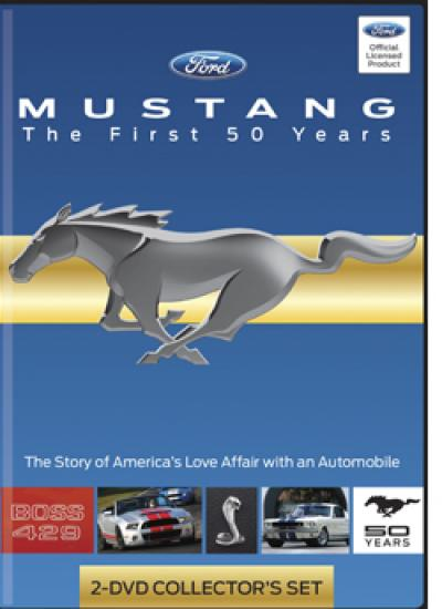 Mustang the First 50 Years