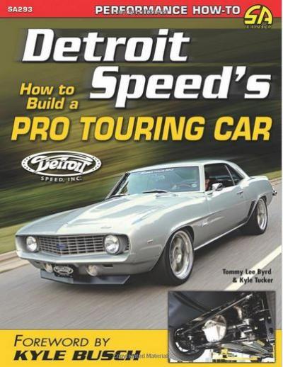 Detroit Speed's H/T Build a  Pr