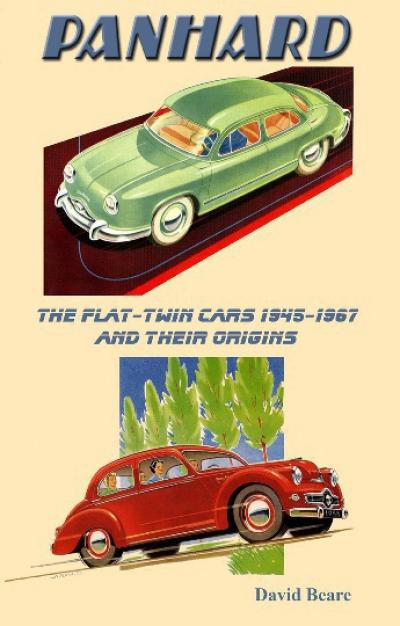 Panhard, the flat-twin cars 194