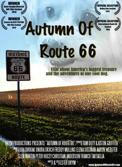 The Autumn of Route 66