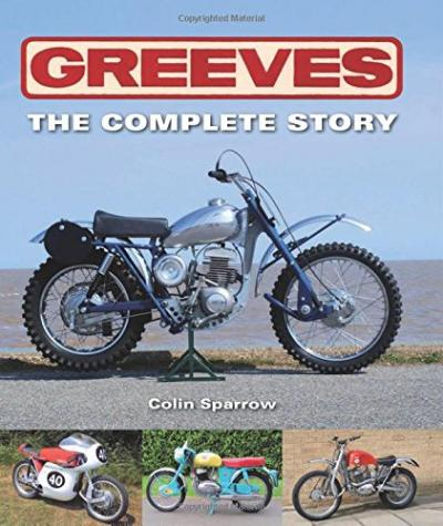Greeves: The Complete Story