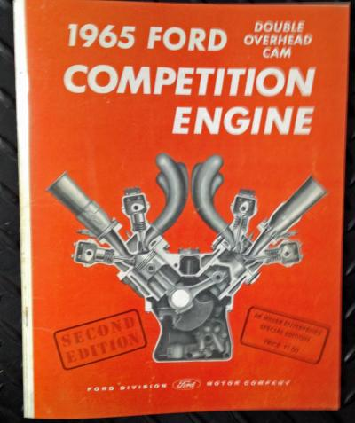 1965 Ford Competition Engine