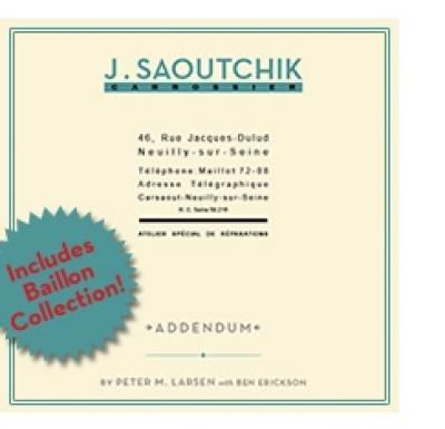 Jacques Saoutchik Addendum