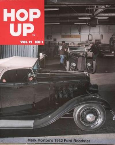 HOP UP Volume Eleven No 1