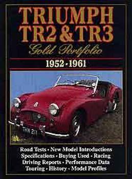 Triumph TR2/TR3 G/P 1952-61