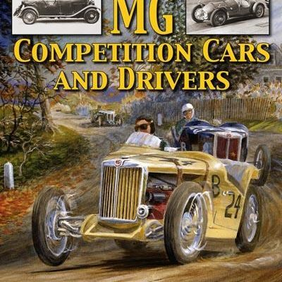 MG Competition Cars & Drivers