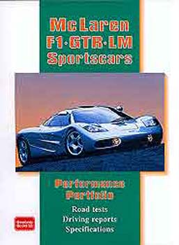 McLaren F1 GTR Lm Sportscars