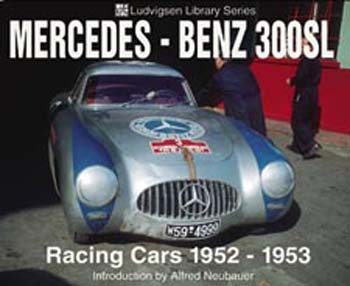 Mercedes-Benz 300SL Race Cars