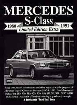 Mercedes S Class 1980-1991 Lee