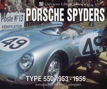 Porsche Spyders Typ 550 53-56