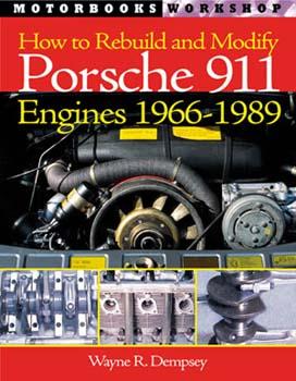 H/T Rebuild Porsche 911 Engine